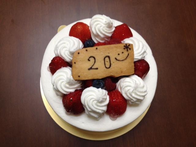 祝20年!