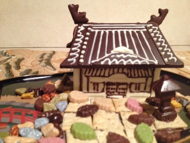 お菓子の寺